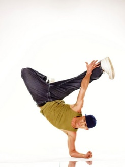 Channing Tatum in Step Up