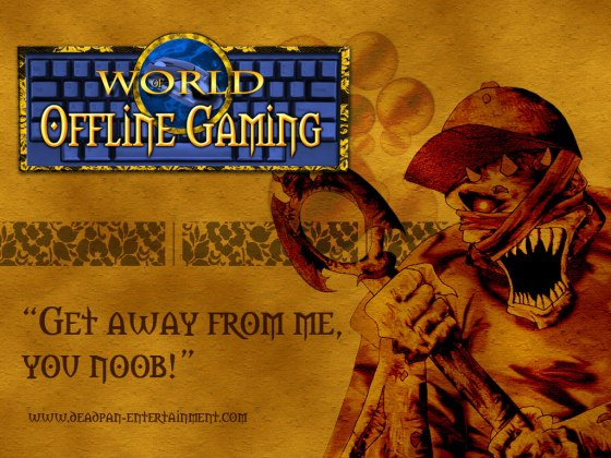 World of Offline Gaming wallpaper