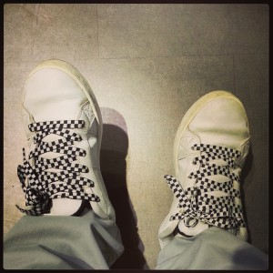 My beloved puffy skate shoes